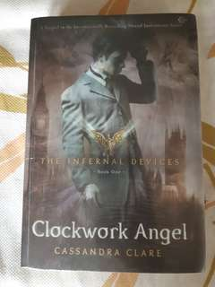Cassandra Claire | Clockwork Angel