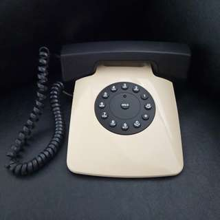 Novelty Rotary Digital Buttons Phone