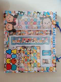 tsum tsum stationary set