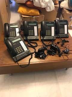 Office phones x 5