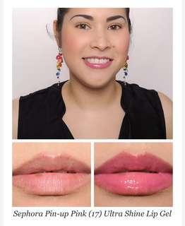 Sephora Ultra Shine Lip Gel
