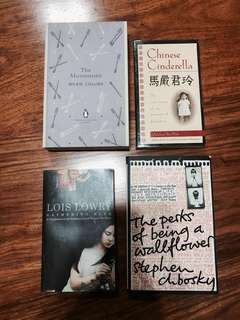BOOK BUNDLE FOR 500 PHP