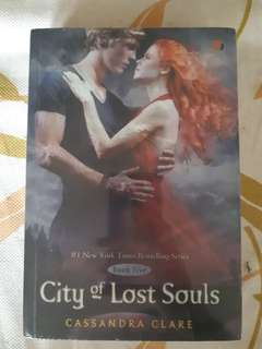 Cassandra Claire   City of Lost Souls