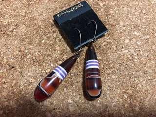 🚚 (阿嬤的飾品)垂墜耳環