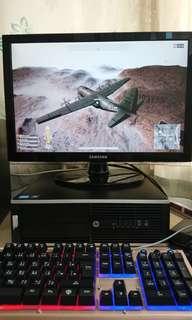 萬元吃雞不是夢!GTA5 HP 8300機殼可換 可搭載GTX1050ti