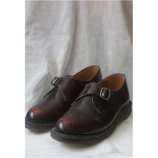 Dr. Martens Lorne Cherry Red