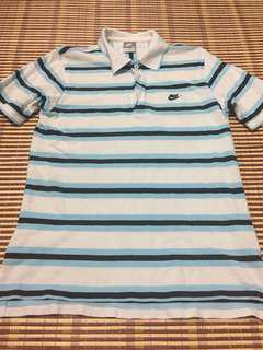 Nike Polo tee Stripe