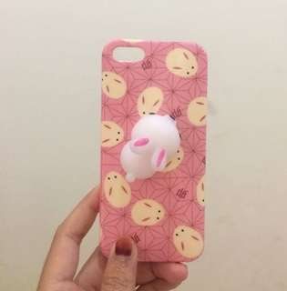 Case kelinci Iphone 5s