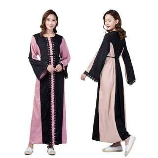 Muslim Dress Baju Kurung