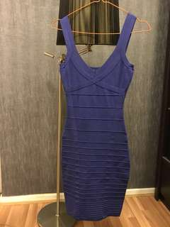 Blue GUESS by MARCIANO Jersey Dress