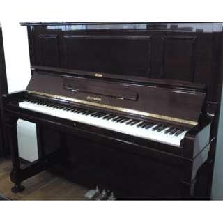 Diapason no.132 upright piano
