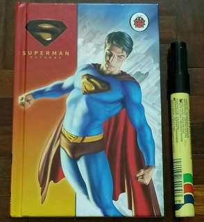 Superman Returns Ladybird Book Hardcover Lady Bird Super Man Marvel DC Comics Hard Cover