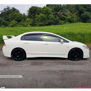 $64/Per Day! Honda Civic VTI-S 1.8A