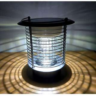 Solar Light (Mosquito/Bugs zapper with USB charging)