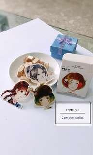 Anime sticker pack_🌙 Cartoon series