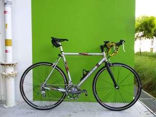 A Classic Trek Road Bike
