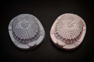 Ang Ku Kueh Concrete Paper Weight