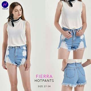 Jeans HOTPANTS HW FIERRA Destroy