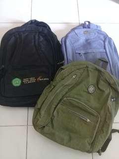 Take all bags