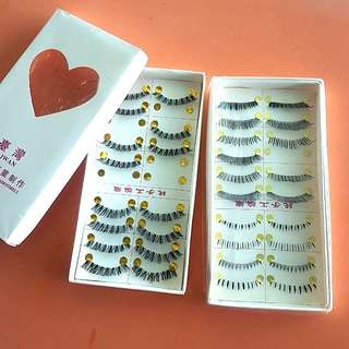 Invisible band Handmade Lashes