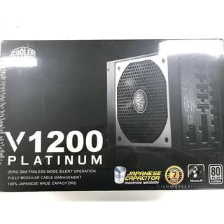 Cooler Master V1200 (Platinum) Power Supply