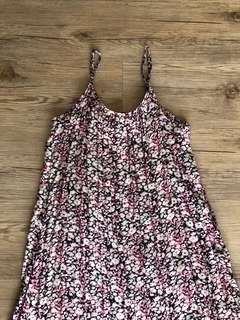 Fourt Long Printed Dress