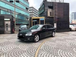 2012 AUDI A4 1.8T AVANT