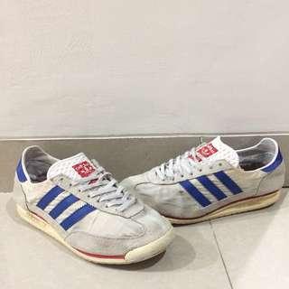Adidas SL72 vintage blue/white