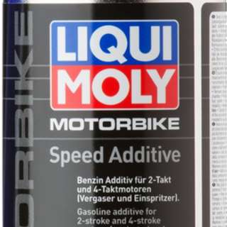 MOTORBIKE SPEED ADDITIVE - ONLY FOR SPEED JUNKIE