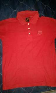 bloods polo shirt