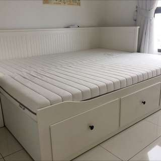 Ikea Hemnes Day-Bed