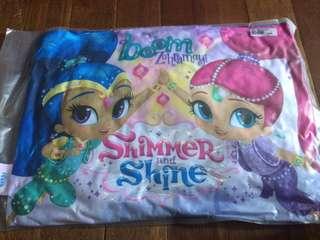 Shimmer & Shine Make Magic Pillow