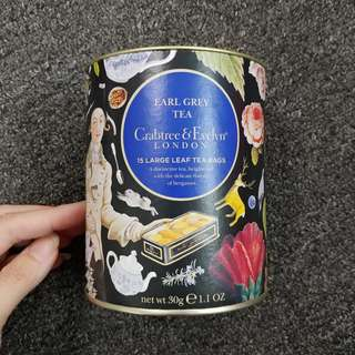 Crabtree & Evelyn London Earl Grey Tea