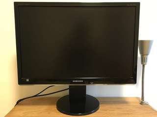 "Samsung 25.5"" monitor (SyncMaster 2693HM)"