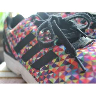 Adidas ZX Flux Prism / Multicolor Sneakers