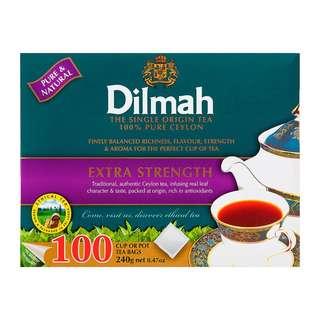 Dilmah 特濃錫蘭茶包100包裝