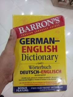 BN German Dictionary