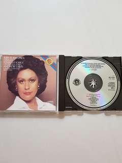 CD Kiri Te Kanawa R.Strauss Four Last Songs