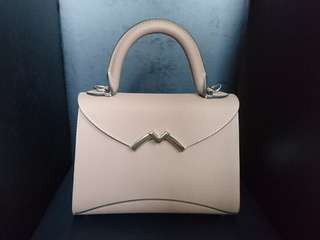 歐洲退稅價 MOYNAT mini Gabrielle handbag