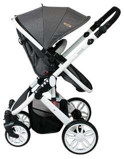 Looping 2in1 stroller + pram cot