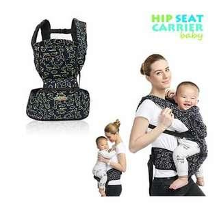 Hip Seat Carrier - BLACK