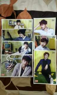INFINITE'S PHOTO FROM KOREAN POP