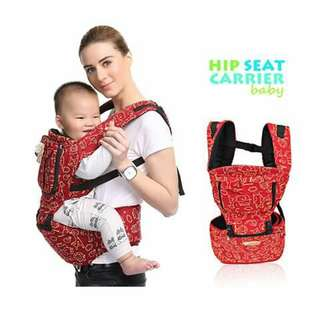 Hip Seat Carrier - RED