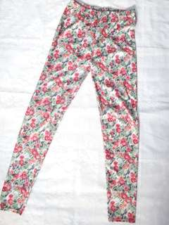 Floral Legging Kids