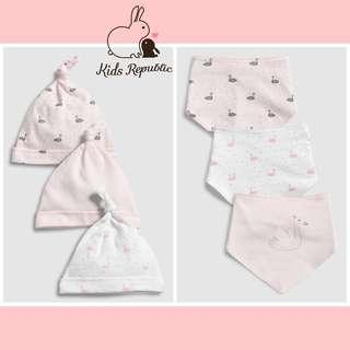 KIDS/ BABY - Hat/ Bib