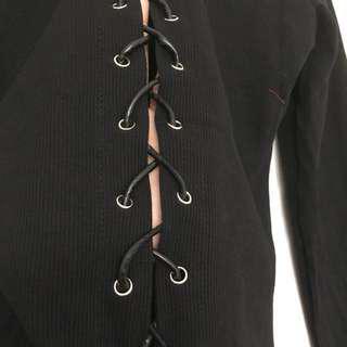 Plussize Back Tie