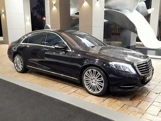 Mercedes Benz S400 for rent / Sewa