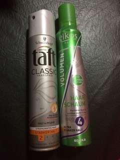 Hair Spray from Germany