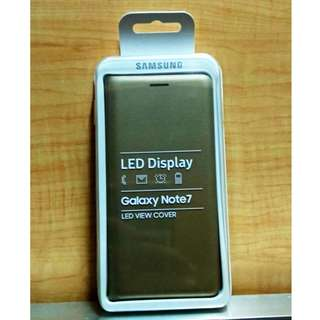 Samsung LED Display Cover Galaxy Note7