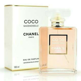 PARFUM COCO MADEMOISELLE CHANEL FOR WOMEN